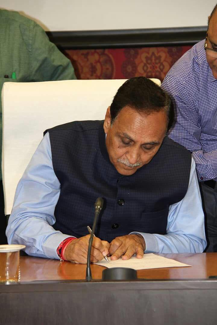 આજે ગુજરાત વિધાનસભાના અધ્યક્ષપદ માટે ઉમે...
