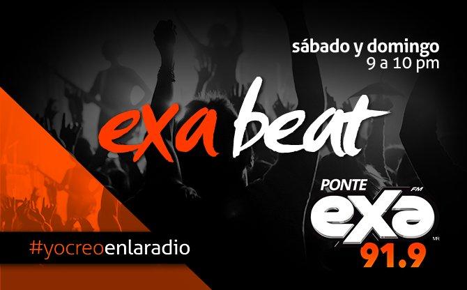 ¡ESCUCHAS! #ExaBEAT desde @ExaCiudadMant...