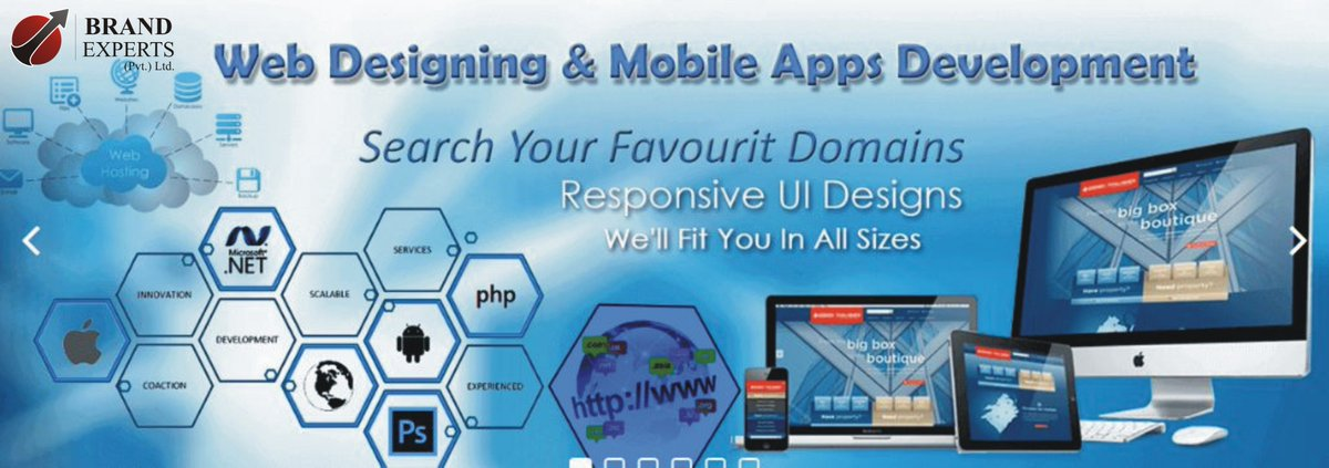 #website_design and development services, from creating mobile #web_development solutions and responsive website.  #BrandExperts #SMS #BrandedSMS #LocalSMS #Islamabad #SocialMediaMarketingSolutions #OnlineAdvertising #Branding #BrandAwareness #BusinessPromotion #Adverts<br>http://pic.twitter.com/1qDPMXIOXo