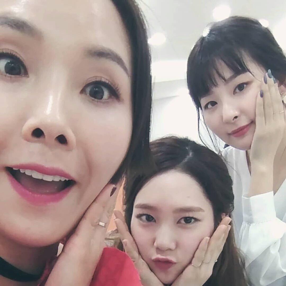 #JiHo #SeulGi #OhMyGirl #RedVelvet https...