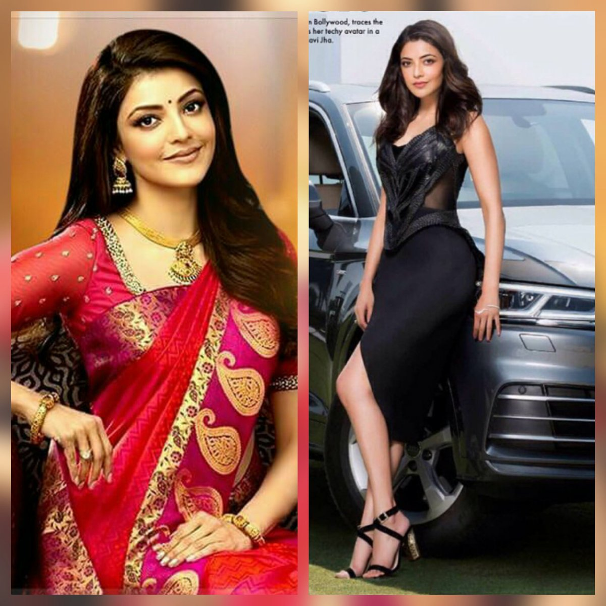 Which look you like traditional or moder...