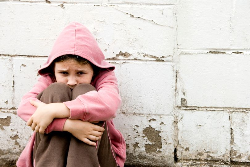 Half of children flagged 'in need' have...