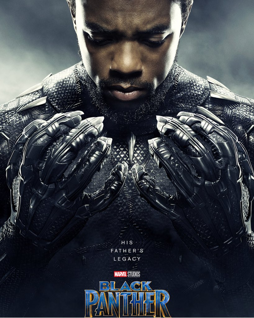 Can't get over how amazing #BlackPanther...