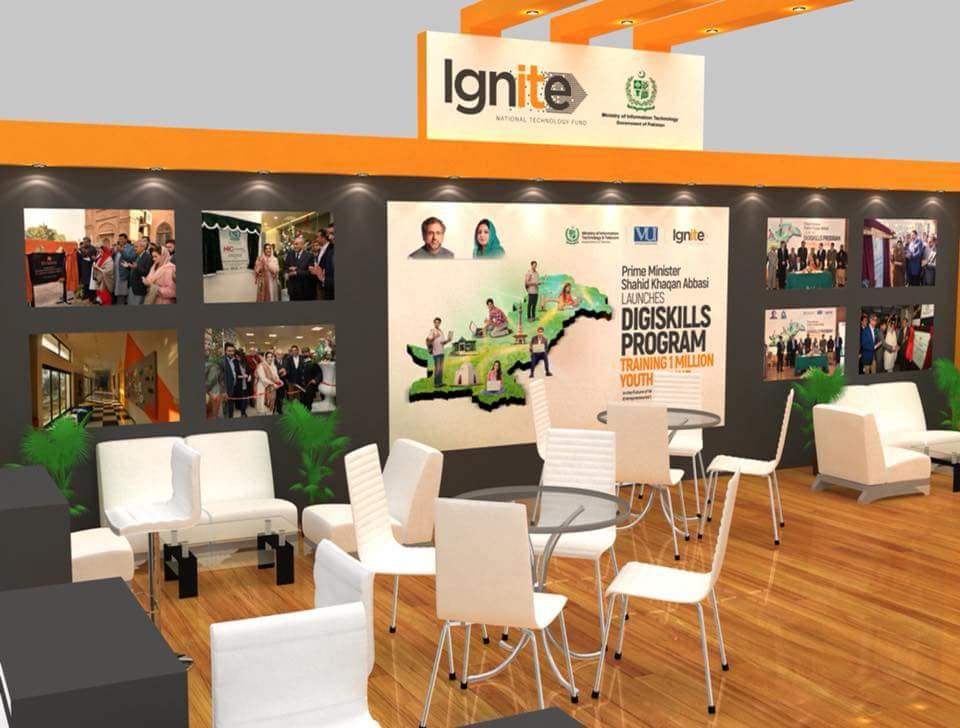 Ignite On Twitter Ignitentf At Momentum 2018 Expo Center Karachi