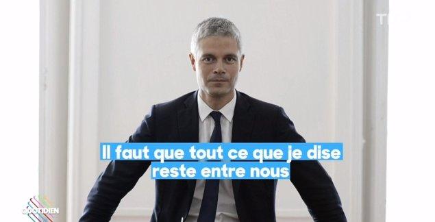 Quand Laurent Wauquiez tacle violemment Emmanuel Macron et Gérald Darmanin... en off ! https://t.co/6W9zZj96GA