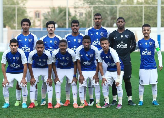 فريق شباب #الهلال يتغلب على الاتفاق http...