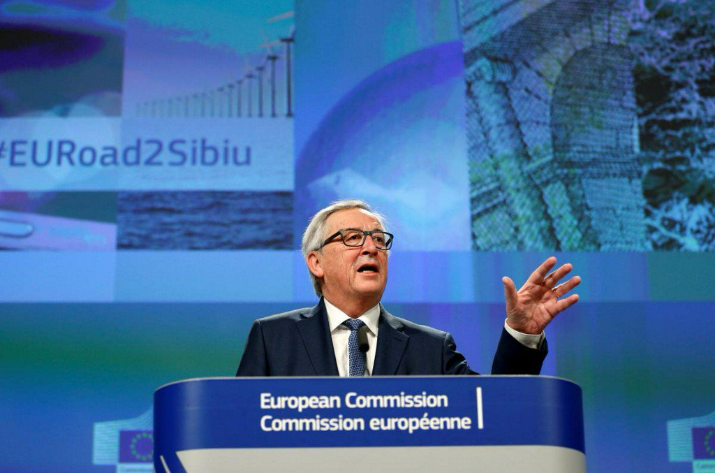 West Balkan states must solve border disputes before joining EU: Juncker https://t.co/PS8xcObhZu