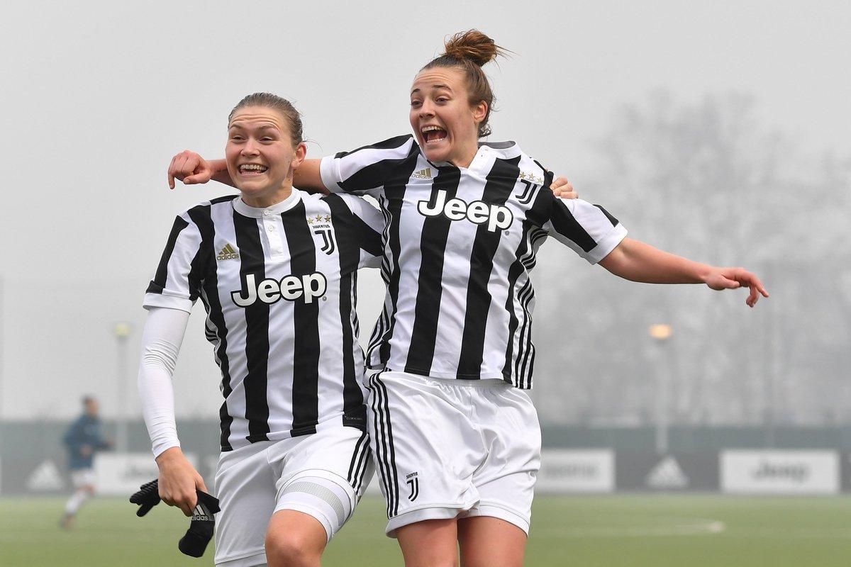 😃 😃 Make that 1️⃣4️⃣ Serie A wins!!  🏳🏴 #JuventusWomen 🏳🏴