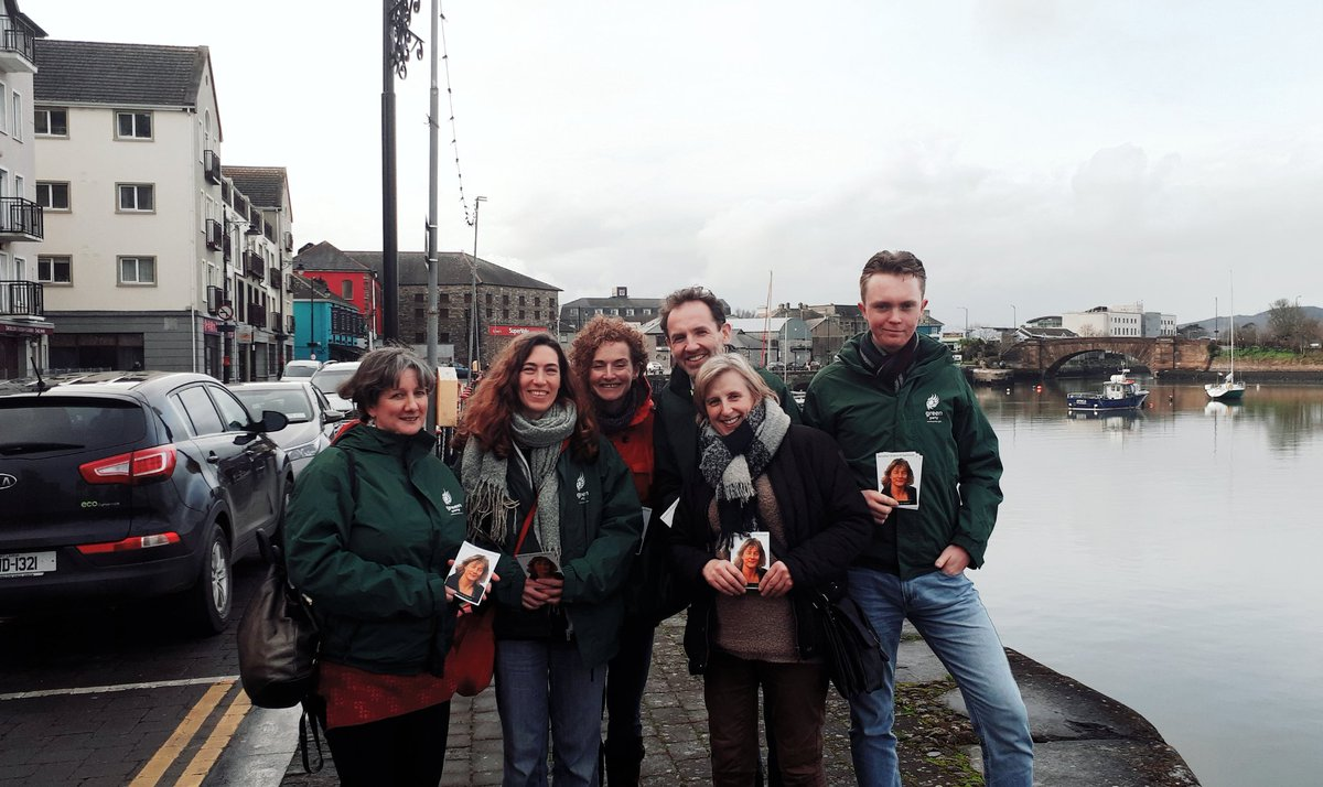 Had a great canvass in #Dungarvan with t...