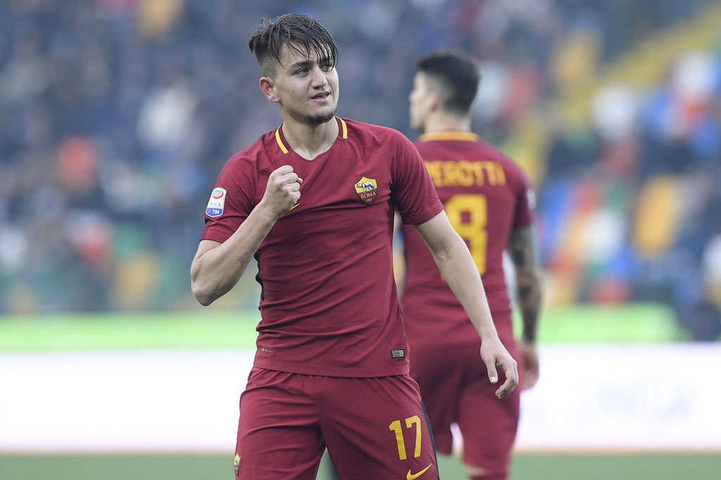 Udinese vs AS Roma 0-2 Highlights & Goals Video - 17 February - Serie A
