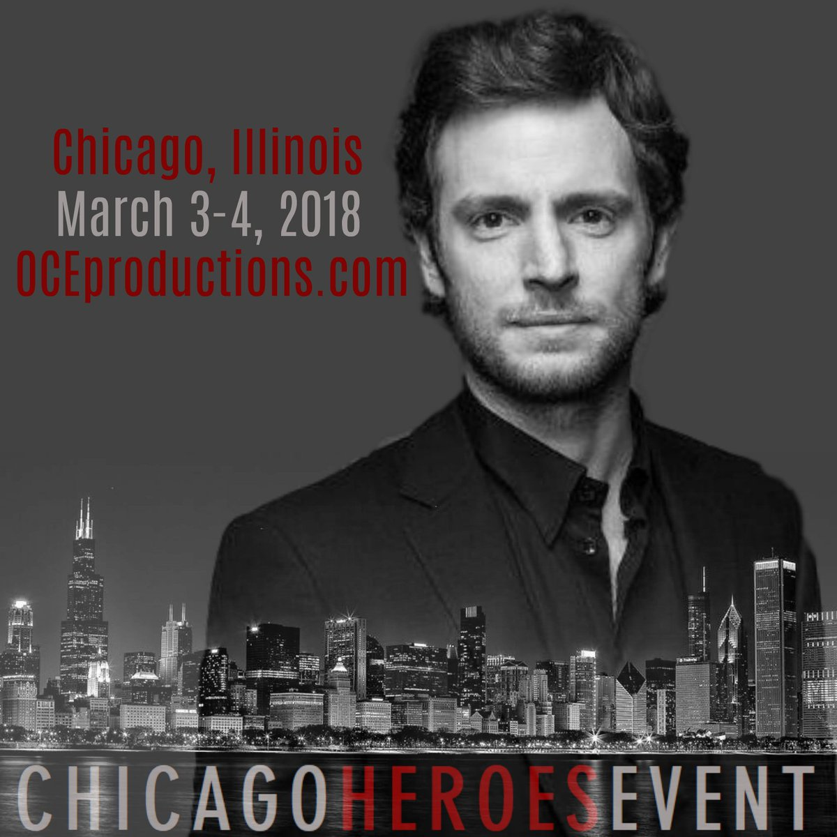 Navy pier on twitter win four 4 tickets to the sunday oceproductions chicago heroes meet and greet and get the chance to meet celebrities like nbcchicagomed nickgehlfuss rt for your chance to win m4hsunfo
