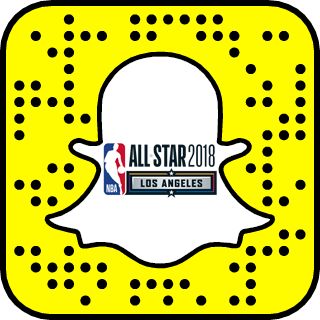 2020 Nba All Star A Twitteren Scan The Snapcode Here To