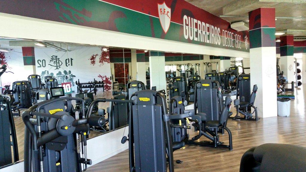 Vai começar o treino aqui no CTPA. #Vamo...