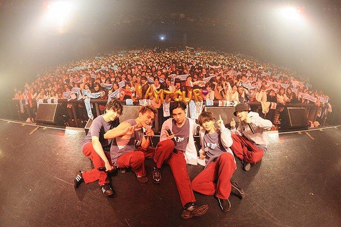 FlowBack、5大都市ツアーがZepp Tokyoで閉幕!6thシングル「A...