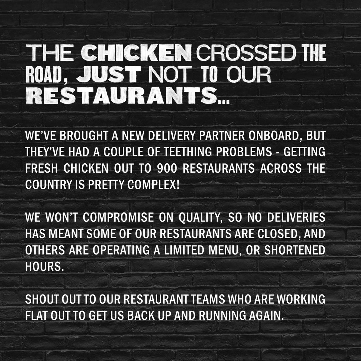 Most Kfcs In Uk Remain Closed Because Of Chicken Shortage Business 2 Way Switch Meaning Kfc Ireland Uki