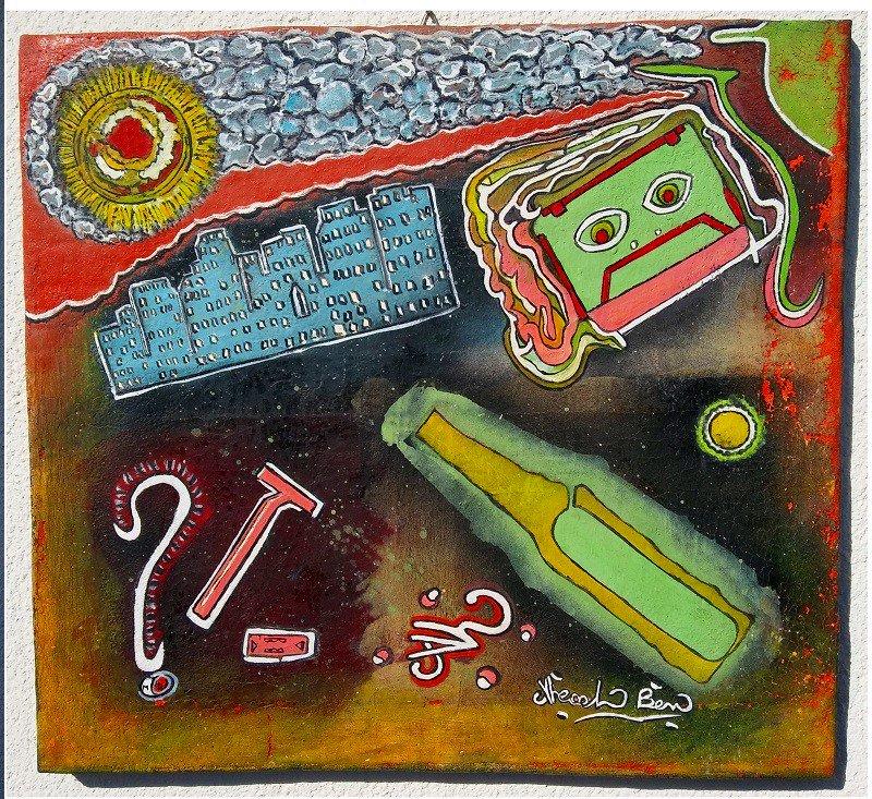 #BenPensano #arte #mostra #Esposizione #Quadri #Pittura #Vendita #artist  #art #Studio #AlcoolBen #Cultura #Artista #sculpture #Spazigalleria #Nuovo https://t.co/37GxTvGt7X