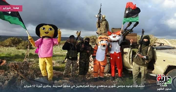 7 лет свободной Ливии