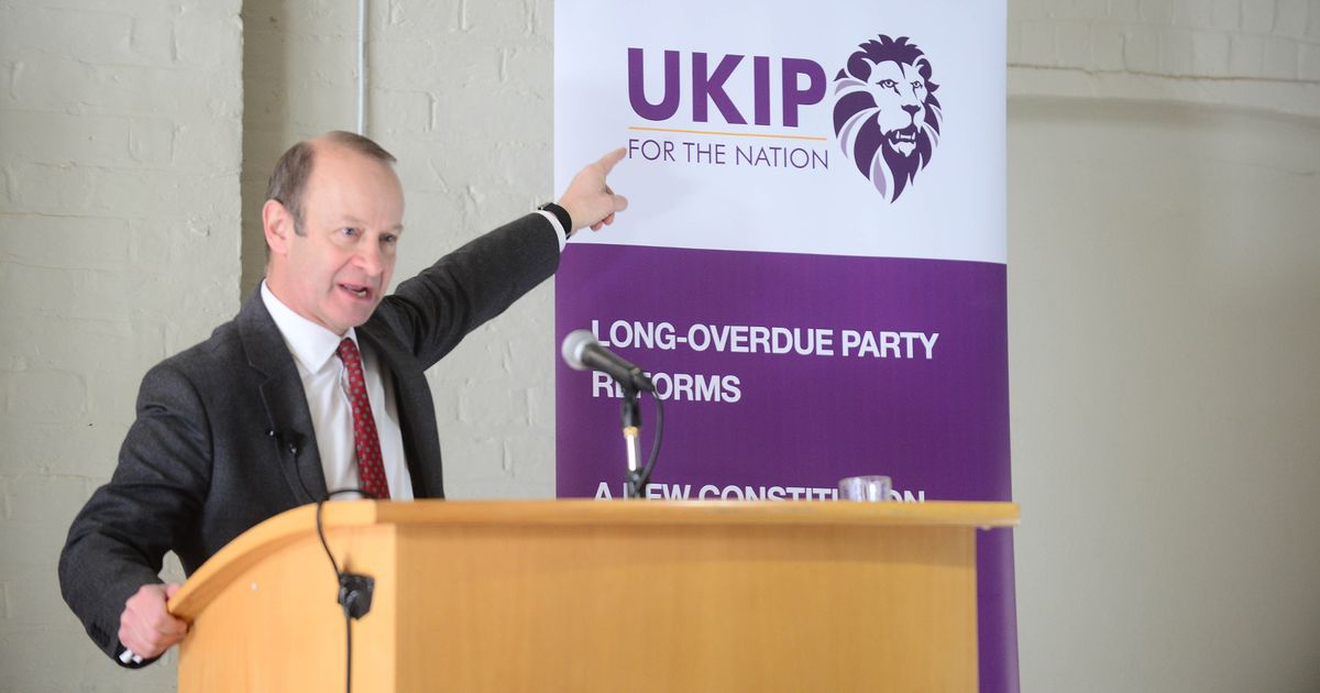 Live updates as 1,500 UKIP members hold...