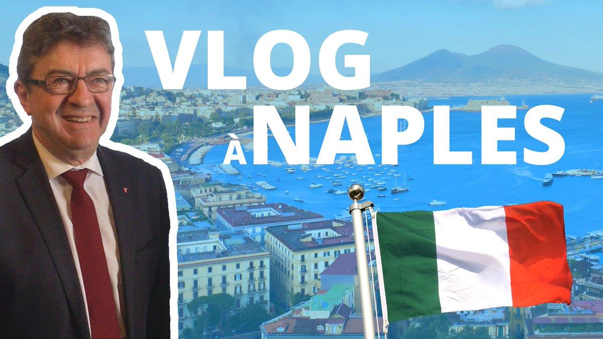 VLOG ➡️ https://t.co/bMvybzYg8a ⬅️  À #Naples, rencontre avec avec le maire de la ville, @demagistris, ainsi qu'avec @potere_alpopolo.  Bon visionnage ! Partagez !