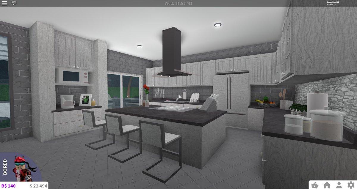Pretty Kitchens On Roblox Slubne Suknie Info