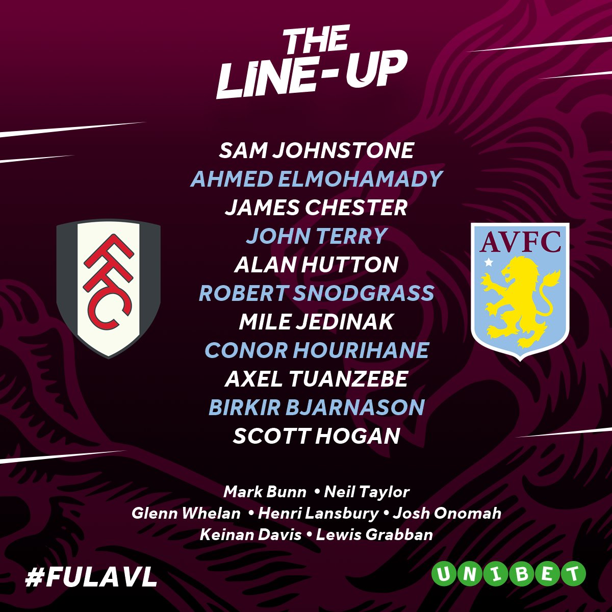 Match Thread v Fulham away DWPhHjNWsAA5mm4
