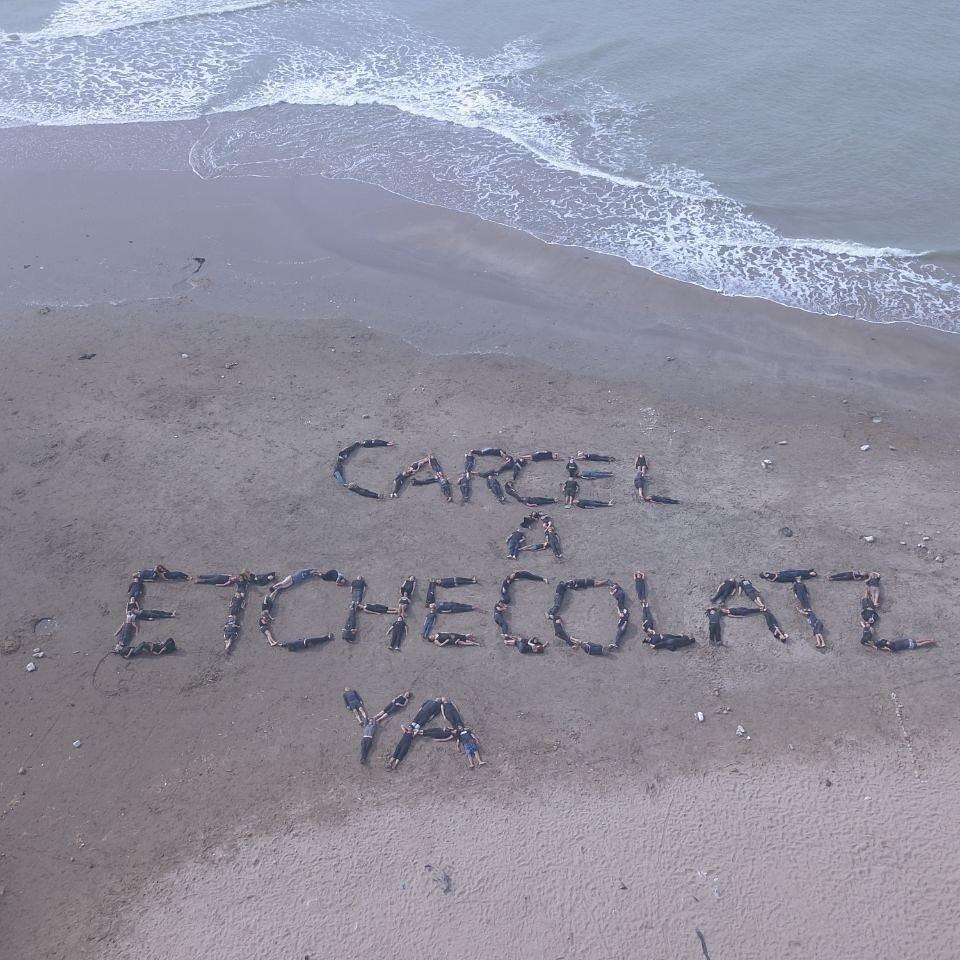 #Ahora en #MarDelPlata  CÁRCEL A ETCHECO...