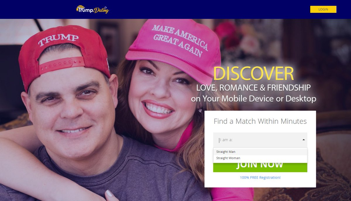 man heeft online dating accountCamping singles dating
