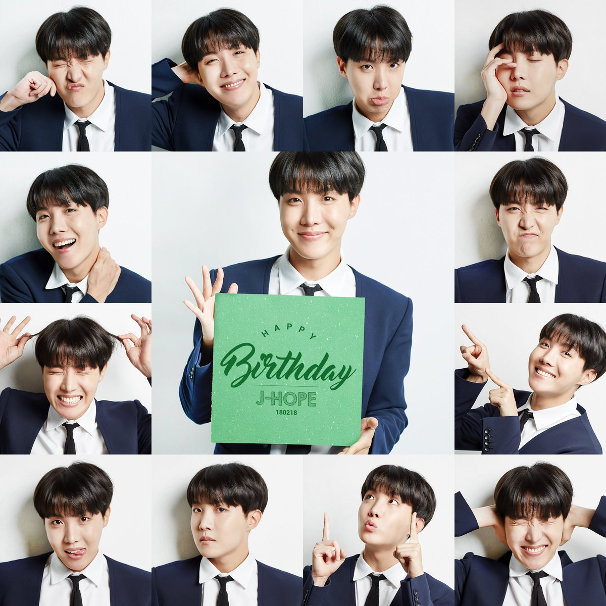 [#호비생일ㅊㅋ] 0218 HAPPY BIRTHDAY OUR REAL H...