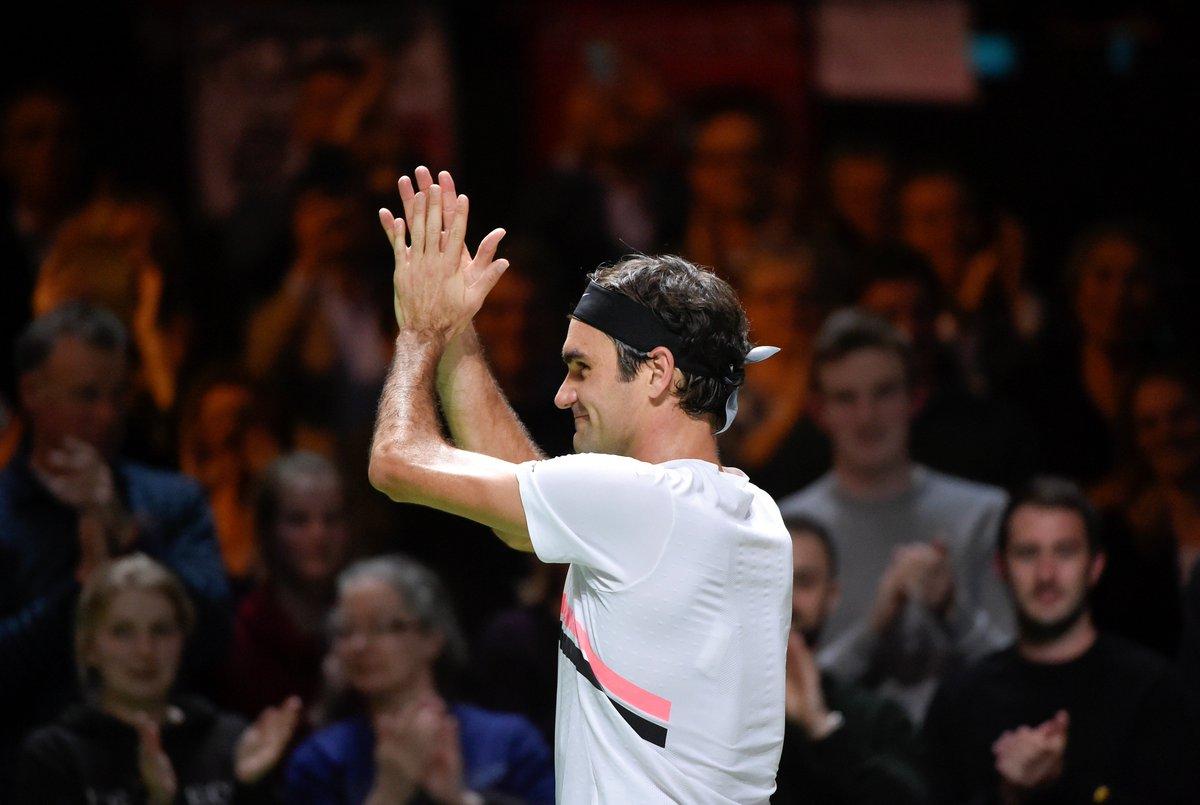 test Twitter Media - #Tennis 🎾🏆  Après avoir de nouveau conquis la place de n°1 mondial hier, R. #Federer 🇨🇭 s'est qualifié ce soir pour la finale du tournoi de #Rotterdam 🇳🇱 en battant A. #Seppi 🇮🇹 en 2 sets 6/3 7/6 (3).  Il affrontera G. #Dimitrov 🇧🇬.  #Sportsweekend https://t.co/3LarmZbT3a