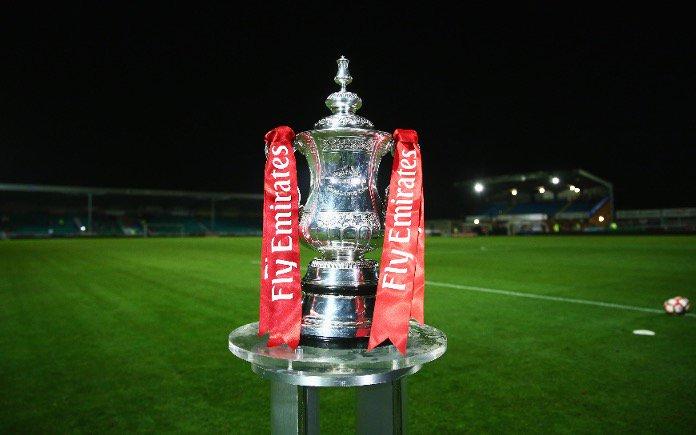 FA Cup quarter-final draw in full https:...