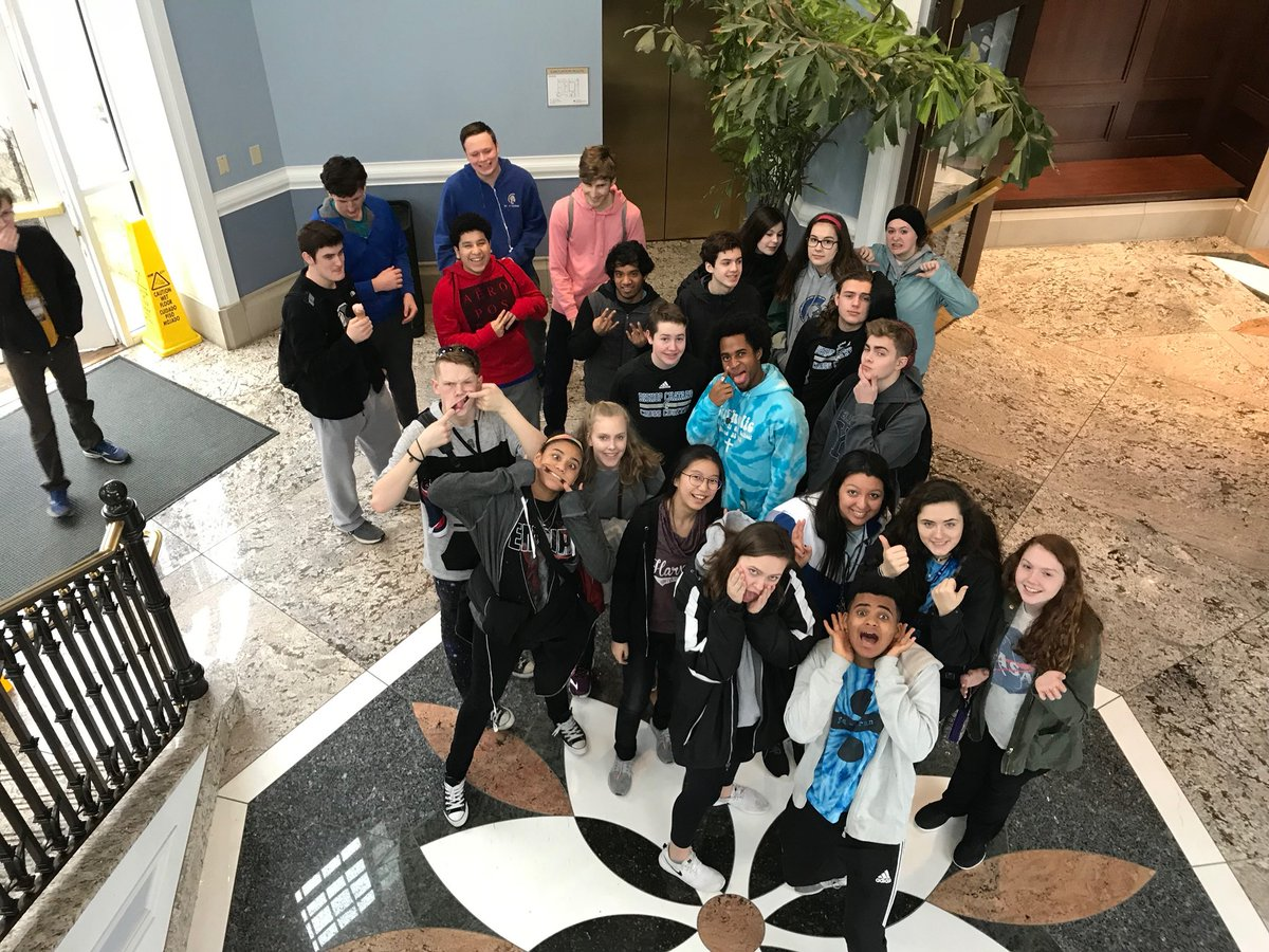 test Twitter Media - The fun continues for @BishopChatardHS performing arts students in Nashville. This morning included a musical theater workshop and stop at Belmont. https://t.co/nmmbOyYbEB