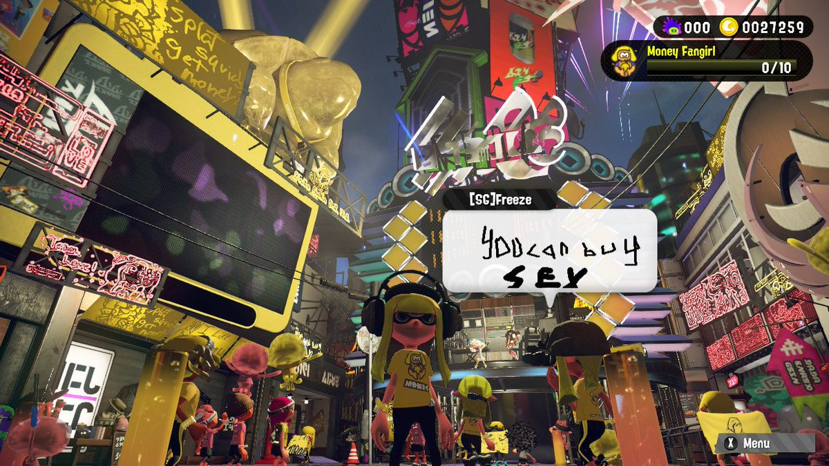 #Splatoon2 #NintendoSwitch