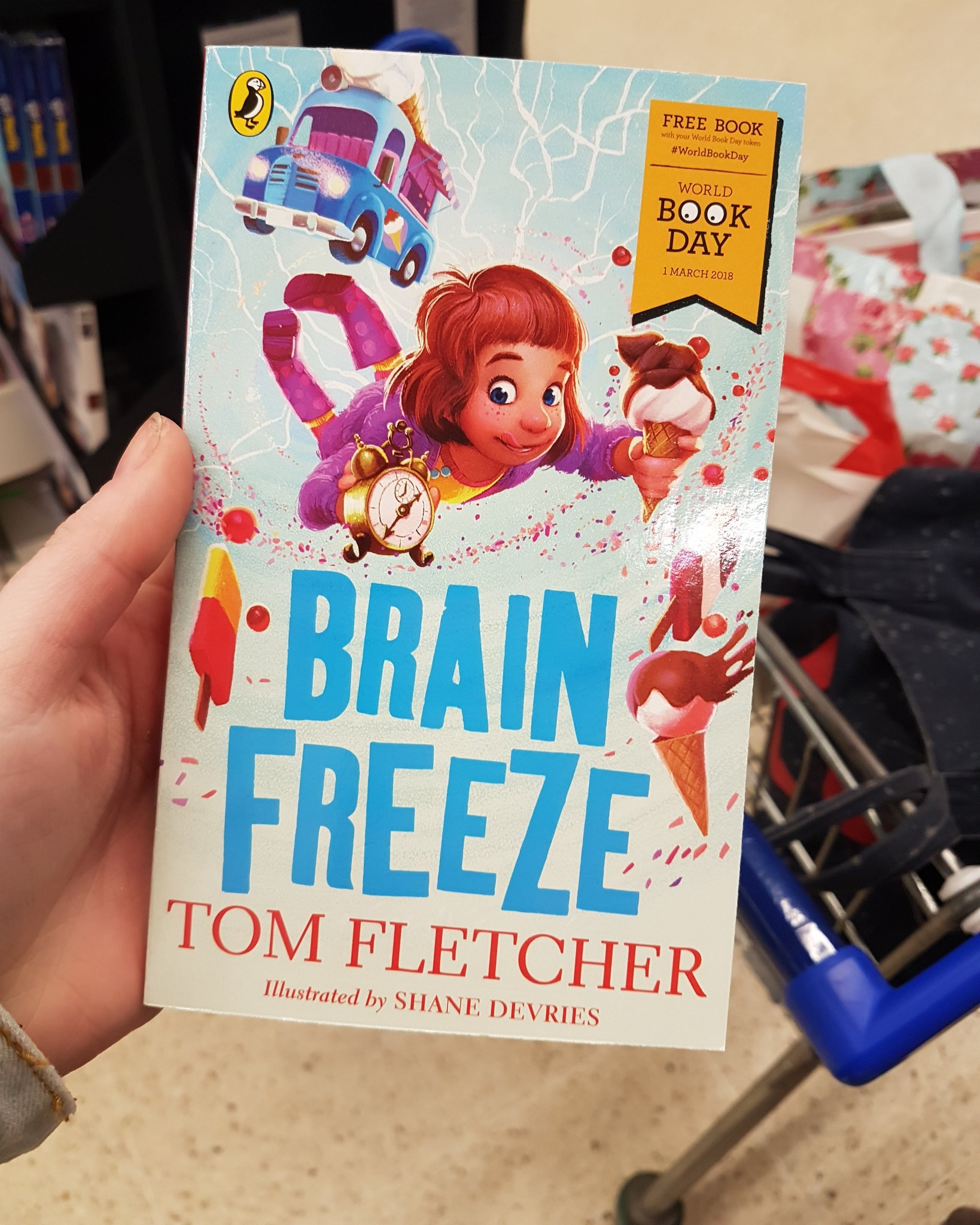 RT @jademaloneeee: I got this today @TomFletcher https://t.co/Dsed641EHm