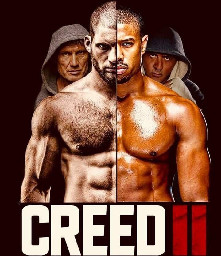 #Creed2 😵😵 https://t.co/aQSrfq2D9X