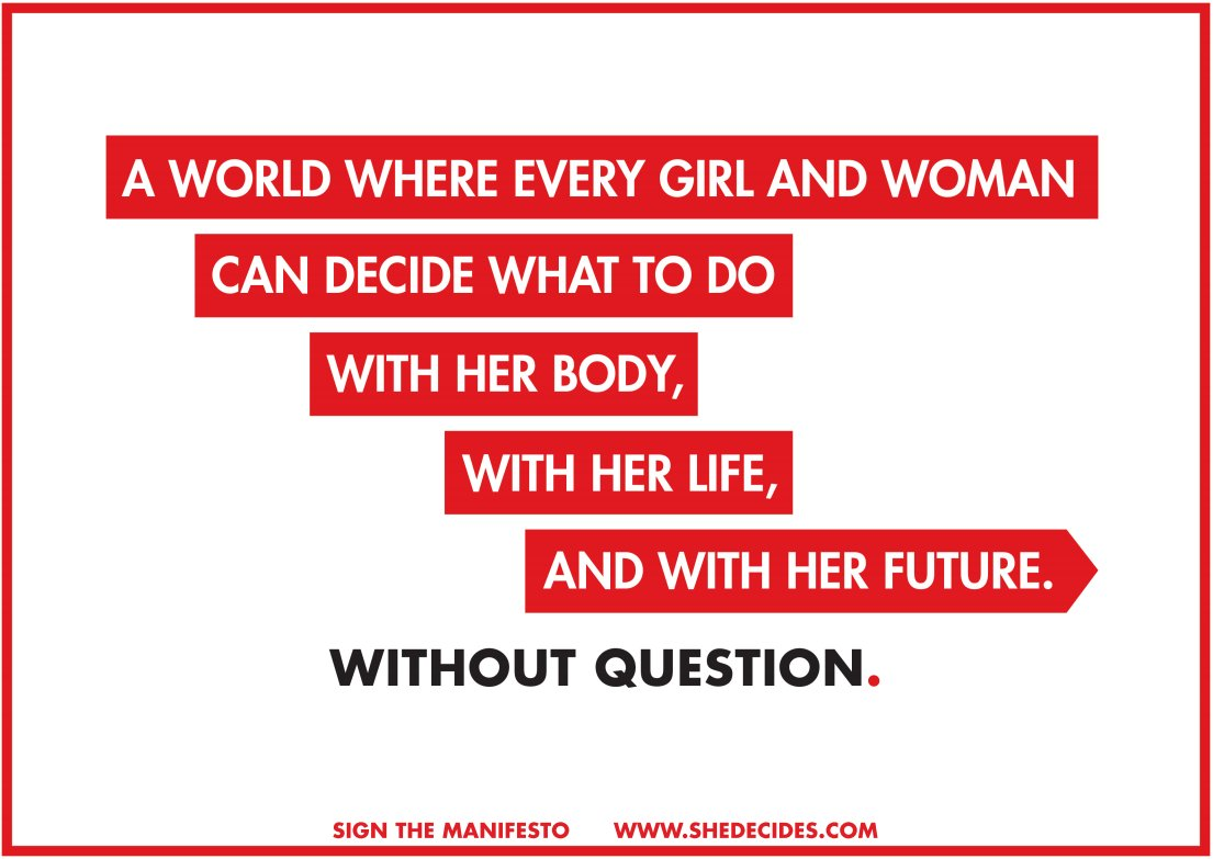 Without question. Stand up. Speak out. Sign the manifesto now.  http://shedecides.com/the-manifesto pic.twitter.com/RqhBitWmUL