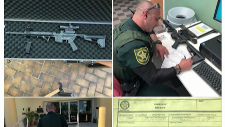 'Something needs to change': Man turns in rifle to authorities https://t.co/QqhNgaf83Z