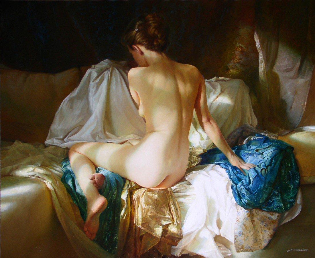 обнаженная красота-галерея фотографий голая девушка
