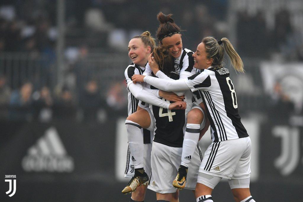 #JuventusWomen fire 4️⃣ past Empoli ⚽️⚽️...