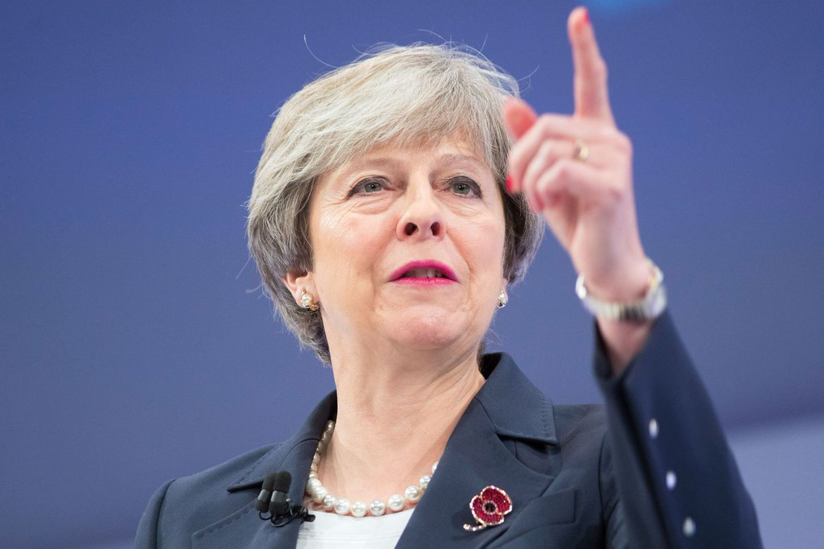 Theresa May proposes security agreement between Britain and the EU https://t.co/njkOy66V36 via @tictoc
