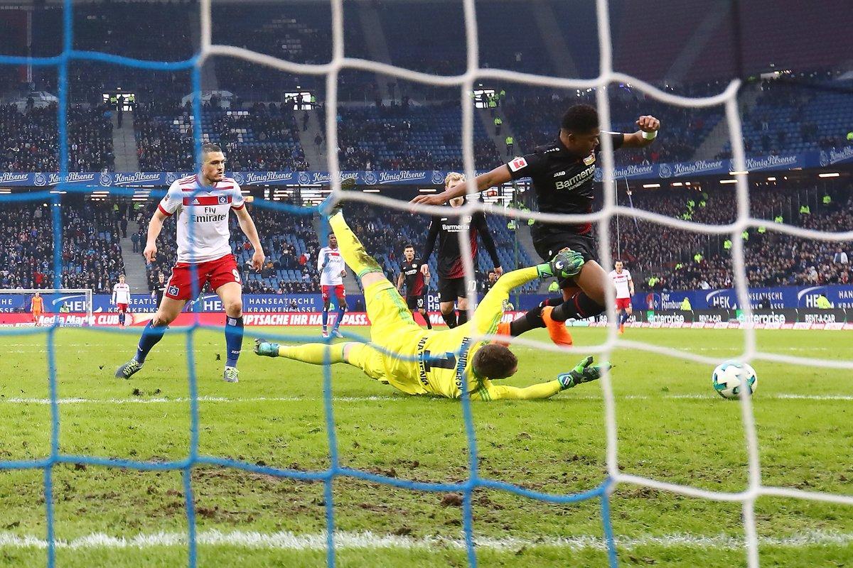 Hamburger SV vs Bayer Leverkusen 1-2 Highlights & Goals Video - 17 February 2018 - Bundesliga