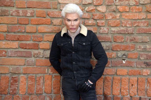 'Human Ken Doll' Rodrigo Alves reveals t...