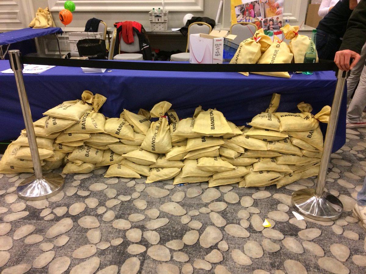 Plus de 1400 kgs de #piecesjaunes ont été récoltés à Nice cette année ! Merci à tous pour votre mobilisation 😍 @piecesjaunes