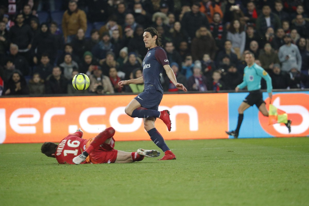 📷 A picture-perfect finish from @ECavaniOfficial #PSGRCSA