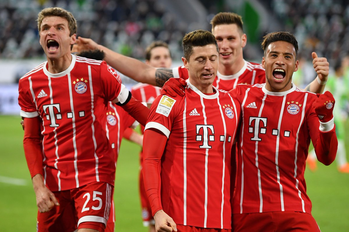 Video: Wolfsburg vs Bayern Munich