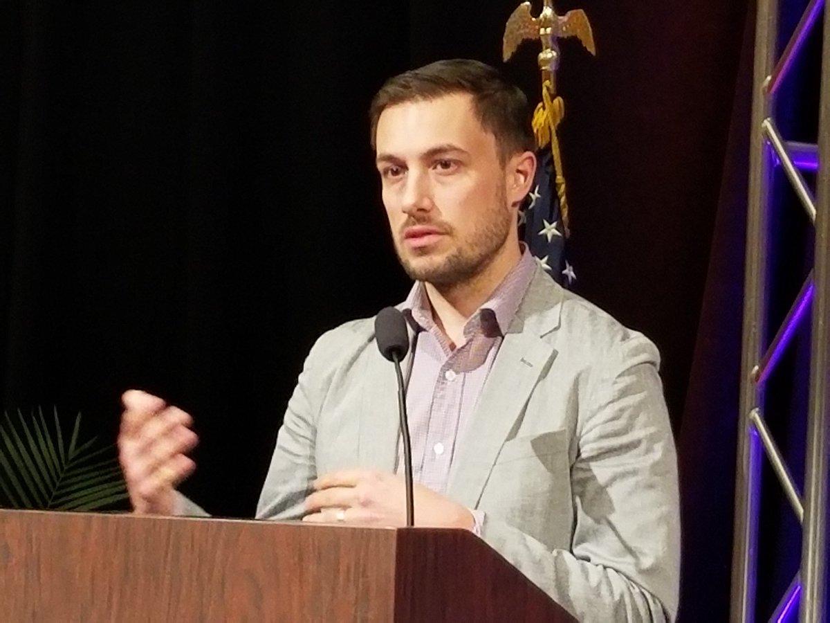 Zach Clark @NFUDC says tax plan will hur...