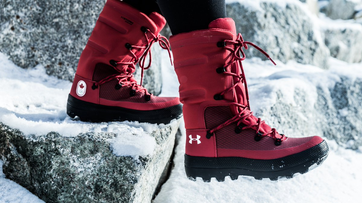Team Canada On Twitter Take A Step In An Olympians Shoes Enter