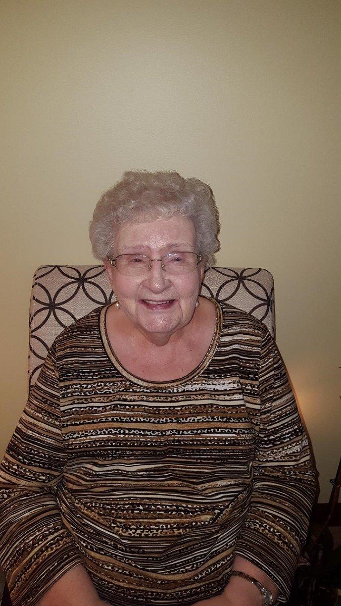 Happy 89th Birthday Frances B! It is our...