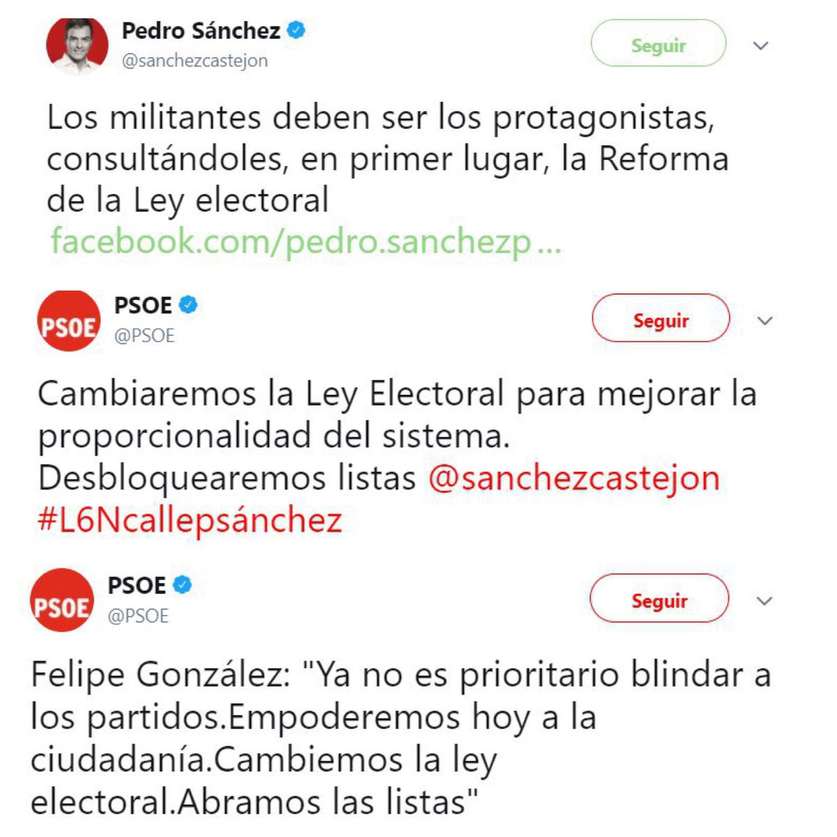 El PSOE es más falso en elecciones que u...