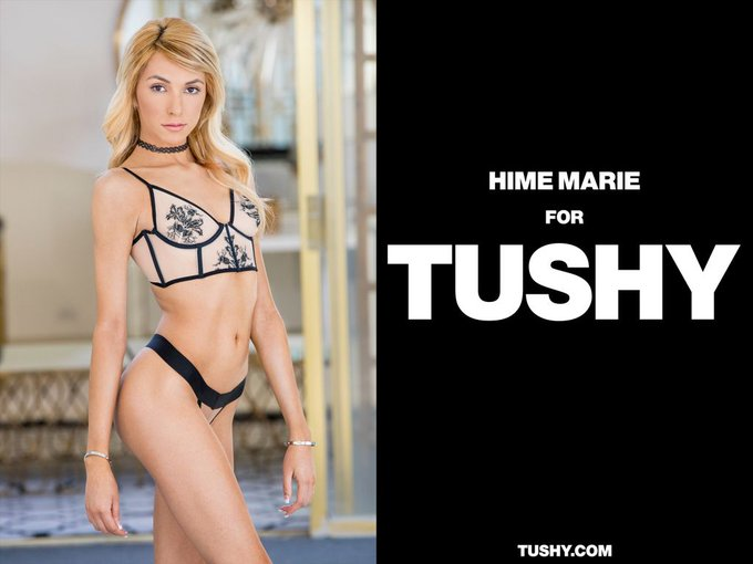 JUST dropped a new trailer! @HimexMarie returns to #Tushy TUESDAY! Sneak peek it TODAY 👉 https://t.co/IV7nqfDmvh