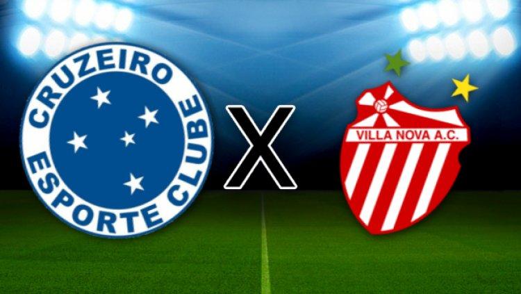 BOLA EM JOGO! Começa a partida entre @Cruzeiro e Villa Nova pelo Campeonato Mineiro; SIGA EM TEMPO REAL: https://t.co/Md8CO2560j